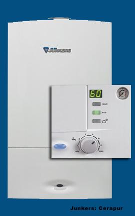 Calderas junkers de condensacion precios sistema de aire for Calderas junkers condensacion precios